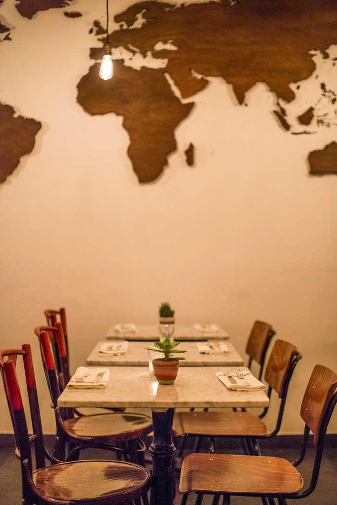 Locals Only Ibiza restaurant